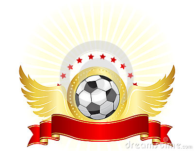 Football / Soccer Club Logo Design Stock Photo - Image ...