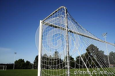 Football/Soccer Goal and Net