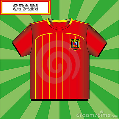 Football (soccer) shirt