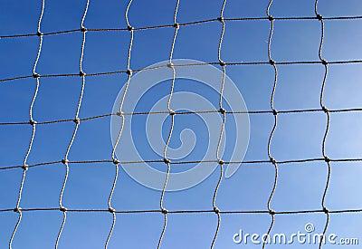 Football Sport Goal Net
