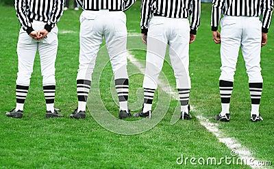 Football - Sport Referee