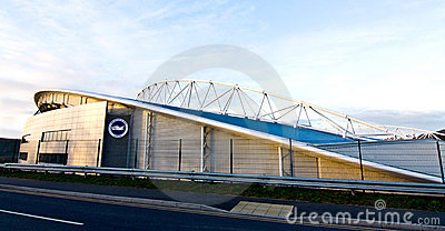 Football stadium Editorial Photography
