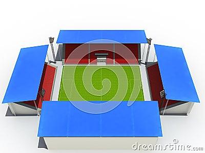 Football stadium №4