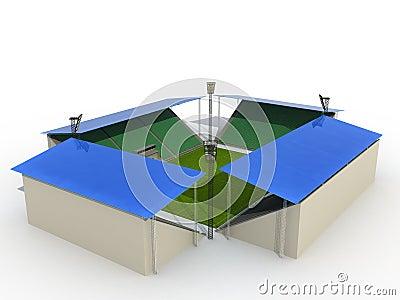 Football stadium №7