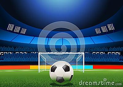 Football Stadium Penalty
