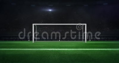 football goal gate with green grass and camera flashes zoom out front view behind stock video video of foggy banner 138544085 football goal gate with green grass and camera flashes zoom out front view behind