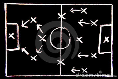 Football tactic
