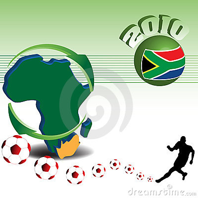 Free Football World Cup Royalty Free Stock Photo - 13059885