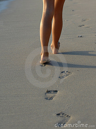 Free Footprints 02 Stock Photos - 2354573