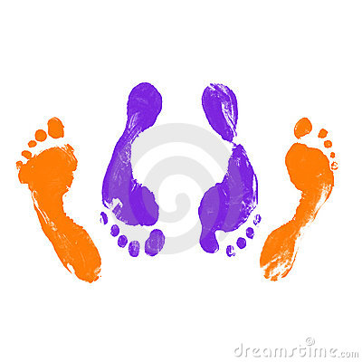 Free Footprints Stock Images - 6738034