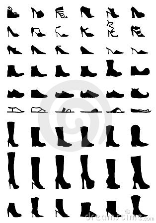 Free Footwear Royalty Free Stock Photos - 6759348