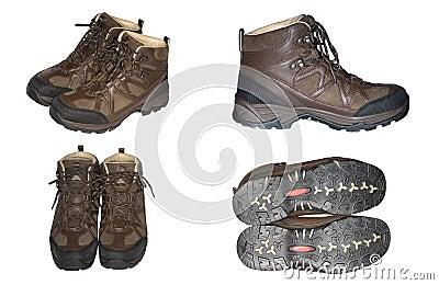 Footwear for journey