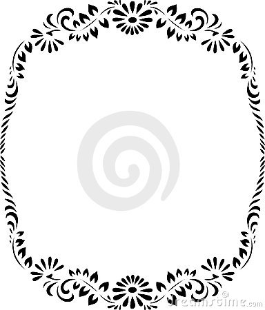 Free Foral Circle Pattern Stock Photos - 3497893