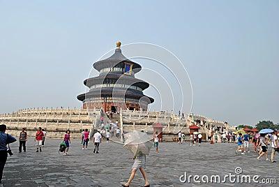 Forbidden city Editorial Photography