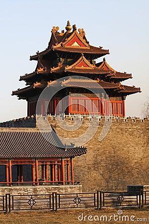 Free Forbidden City Stock Photo - 2405050