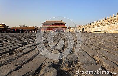 Forbidden City. Beijing. China