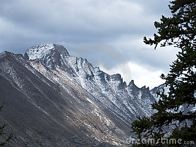 Forbidding Peaks in Storm