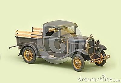 Ford 1931 Junkyard Pickup