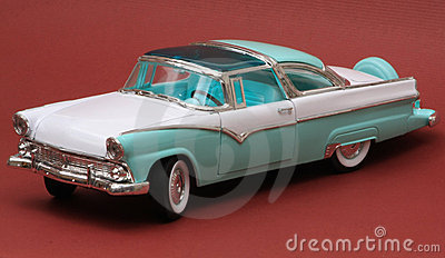 Ford 1955 Crown Victoria