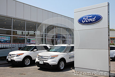 Ford Editorial Photography