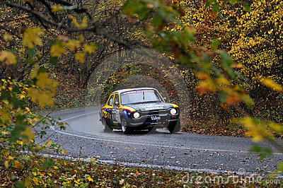 Ford Escort RS200 MK1 Editorial Image