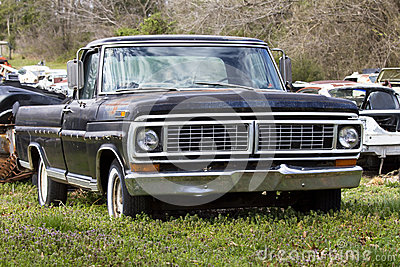 1970 Ford F 150 Pickup Truck Stock Photo Image 40548865