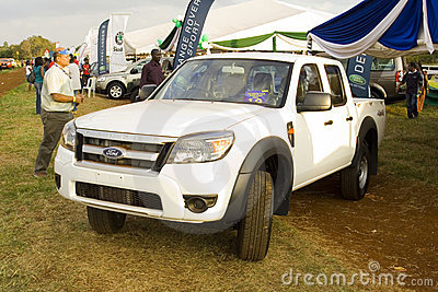 Ford Ranger Editorial Photo