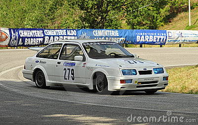 Ford Sierra Cosworth Editorial Photo