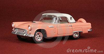 Ford Thunderbird 1955