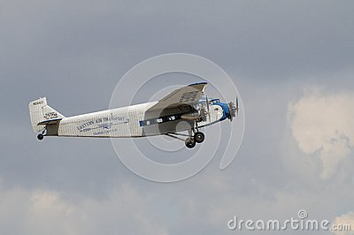 Ford Tri-Motor Editorial Stock Image