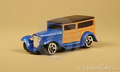 Ford Woody Wagon 1932