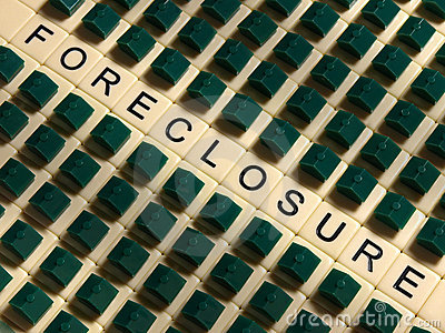 Foreclosure housing grid