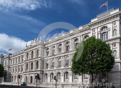 Foreign and Commonwealth Office London England