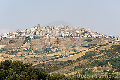 Forenza (Potenza, Basilicata, Italy)