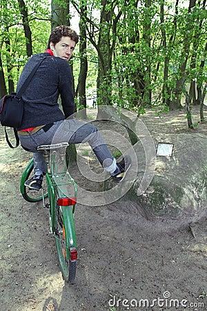 Forest Bike Trip
