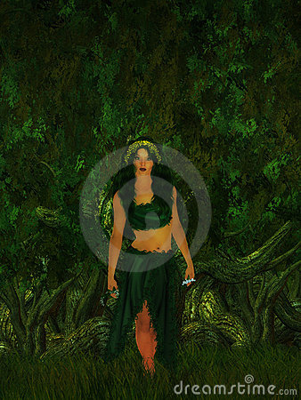 Forest Fae
