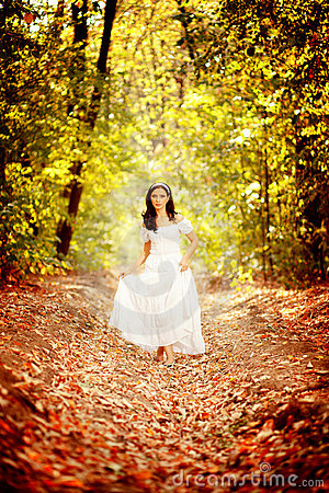 Free Forest Fairy Stock Image - 21942731