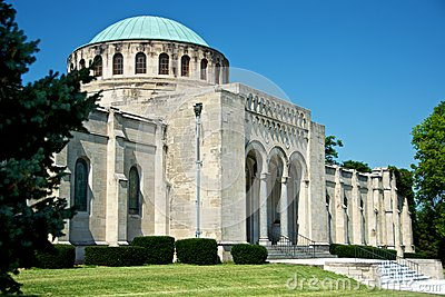 Forest Hill Abbey in Kansas City Editorial Image