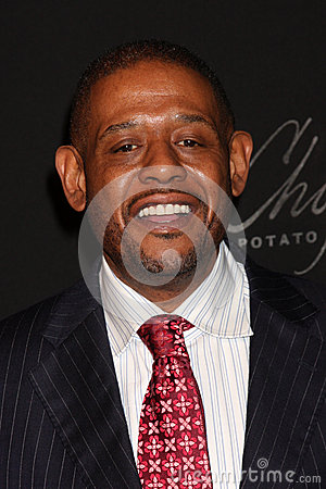 Forest Whitaker Editorial Photo