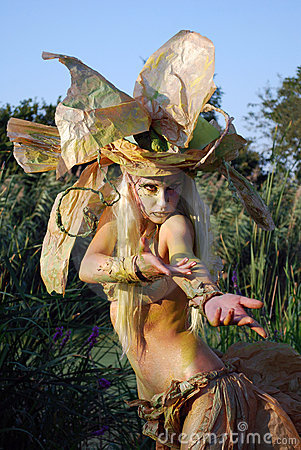 Forest willow dance