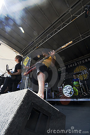 Forever The Sickest Kids - Warpe Editorial Photo