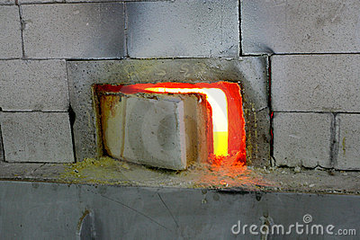 Forge heater