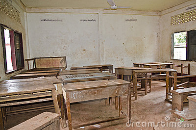 Forgotten Classroom