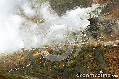 Forgotten coalmine
