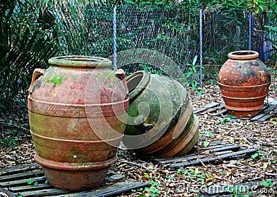 Forgotten Pots