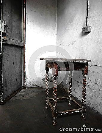 Free Forgotten Table Stock Photo - 864830