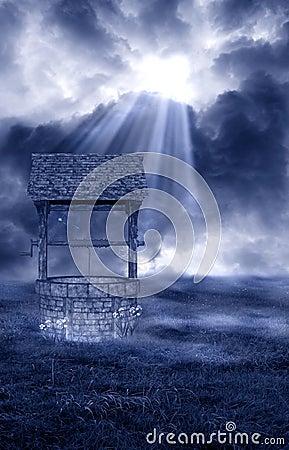 The Forgotten Wishing Well