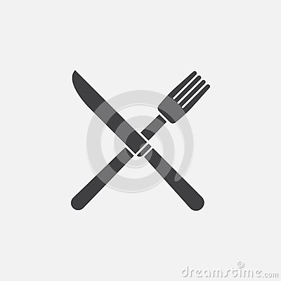 Free Fork And Knife Icon Stock Images - 99767474