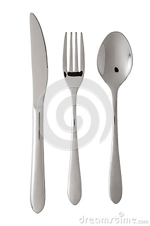 Free Fork, Spoon And Knife Stock Images - 83321744