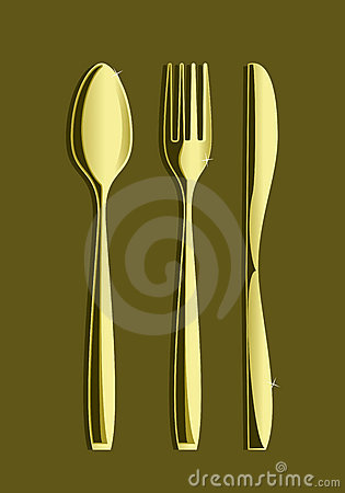 Fork Spoon Knife_Set 2